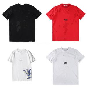 Vogue Lettre drôle d'impression T-shirts femmes vêtements de style coréen 2020 été mignon dentelle Hauts court blanc rose manches T-shirt Vêtements pour femmes # QA778