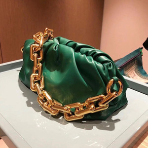 2020 Новый бренд моды роскошь дизайнер женщина мешок высокое качество прибыли женщин сумка / сумки облака мешок / сумки Бесплатная доставка