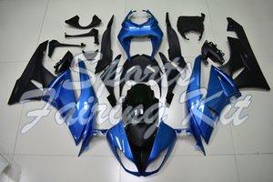 Kawasaki Zx6r 2010 Fairing Setleri Ninja Zx6r 2011 2012 Mavi Siyah Fairing - Zx6r 2009 grenaj
