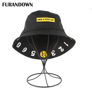 FURANDOWN Mens Panama Cappellino di casuale delle donne estate Cap Sun Beach Bucket Hats Chapeu pescador