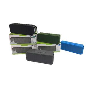 Haut-parleur Bluetooth T3 USB imperméable sports de plein air Bluetooth 3.7V audio portable sans fil audio imperméable à l'eau 6W