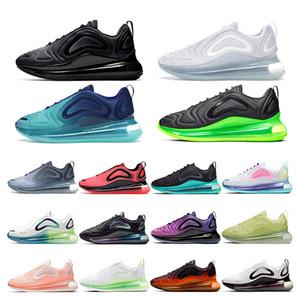 air max 720   Hotsale Laufschuhe für Männer Neon Triple weiß schwarz sunset DESERT GOLD NORTHERN LIGHTS DAY Damen Sport Sneaker Trainer Größe 36-45