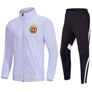 Wisla Krakow Football Club Uniform Salcer Jacket Sportswear Abitazione sportiva a secco rapido Abiti da corsa per il pallone da baskear