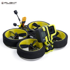 IFlight 142mm SucceX E-F4 40A ESC BLHeli32 HD CineWhoop Para RC Racing Drone Quadcopter de Multicopter Multirotor juguete 3 pulgadas 4S