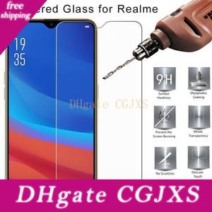 500pcs Handy gehärtetes Glas für Oppo A3s A5 A7 A8 A9X A59 A37 A71 A73 A83 A91 A11x Schirm-Schutz DHL-freier