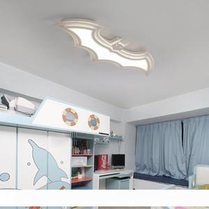 Batman led ceiling lights for kids room Bedroom balcony home Decor AC85-265V acrylic modern led ceiling lamp for childroom room-RNB16