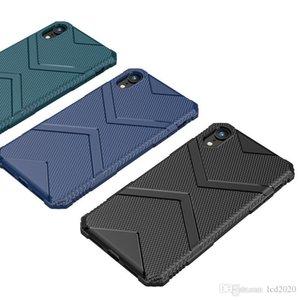 Caso del modelo de la alta calidad TPU para el iPhone Rombo 7 8 X 11 Serie Tres colores Samsung Galaxy Note 10 Nota 10Pro S10 S10 S10pro LIT Piel