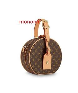 Petite BOITE CHAPEAU M43514 2new Женщин Мода Шоу плечо Сумка Totes сумка Top Ручка Cross Body Посланник сумка
