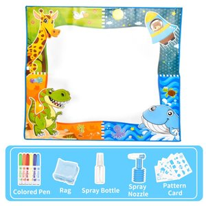 Spray painting blanket for child more accessories high quality puzzle early education toys gift both boy and girl