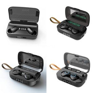 10Pcs I14 TWS Sport Wireless Earphones Bluetooth V5.0 With Touch Control For Iphone X Samsung S10 Huawei PK I10 Max I12#263