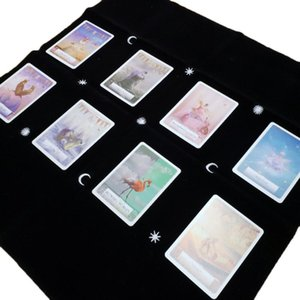 Star Games mit Muster für Game Card Cloth Table Table Deck Astrologie Karten Mond-Tarot-Tischdecke Tapestry Partei Brett Tuch bbyVbS mj_bag