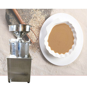 2020 Sanitary Stainless Steel Peanut Butter Making Machine Split Case Colloid Mill Sesame Nut Jam Grinding Machine