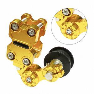 Accessoires de réglage de la chaîne de moto grande chaîne régulateur automatique 1pcs tendeur moto Tendeur e8yU #