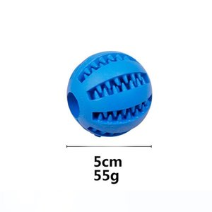 Rubber Chew Ball Dog Toys Training Toys Toothbrush Chews Toy Food Balls Pet Product Drop Ship 360061