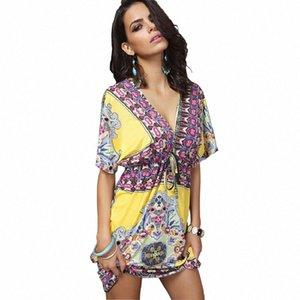 AFEENYRK Yeni Kadın Seksi 2019 Moda Gecelik v yaka Dantel Açık geri pijamalar Elbise İpek Uyku Robe gece ZVPG # etek etek tasarım