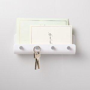 크리 에이 티브 주방 욕실 걸이 후크 현대 홈 Adhesize 후크 키 홀더 벽 홈 주최자 후크