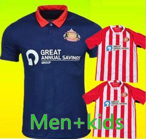 새로운 상위 태국 (20 개) (21) SUNDERLAND 집 빨간색 맥과이어의 축구 유니폼 2020 2021 POWER WATMORE MCNULTY 맥기 Grigg가 LEADBITTER 축구 셔츠