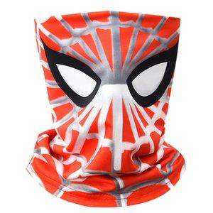 Radfahren Fly Mask Kinder Spiderman Gesichtsmasken Tapaboca De Mosca De Ciclismo Cubrebocas Mosca Ciclismo Hotclipper Gmiul