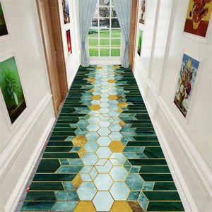 Home Decor Geometric Corridor Carpet Doorway Doormat Bedroom Decor Area Rug Bathroom Mats Rugs and Carpets for Living Room