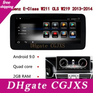 2 32gb Android 0.0 9 Para Clase E W211 W219 Cls 2013 -2014 coche no DVD GPS Radio