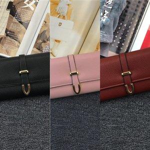 modello di lychee nuovo stile della borsa borsa portafogli delle donne coreane di moda portafoglio personalizzata delle donne lunghe Star Fashion W0sGV