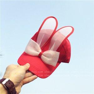Yao Chen Xu Haoying kann ai meng Fett-Mesh Cap Sonnenhut rabbit ear Baseball modischen Baseball Sonne Hut nv chun Sommerkappe Visier