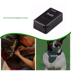 GF07 Mini avançado Magnetic Dispositivo posicionador Carro GPS Locator Anti-Lost registro de rastreamento Função Magnet Adsorção