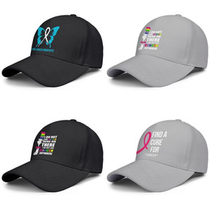 Fashion Baseball Cap Lung Cancer Awareness butterfly Breast Adjustable Ball Hat Cool Personalized Trucker Cricket Anywhere Find A Cure