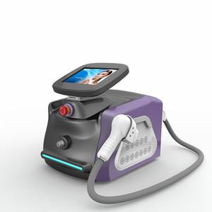 Efficace d'épilation laser 808nm laser 2020 GSD Portable GSD 808 NM Diode Diode Machine d'épilation laser