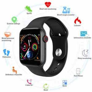 Smart Watch W34 square 1.54 Inch Touch Screen BT Smartwatch With Camera Facebook Whatsapp Support bluetooth Call For Android IOS