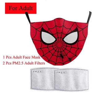 eroe Designer gioco di ruolo di maschera Avengers supereroi tema del partito copricapo costume adulto di Halloween accessori costume maschera di Halloween