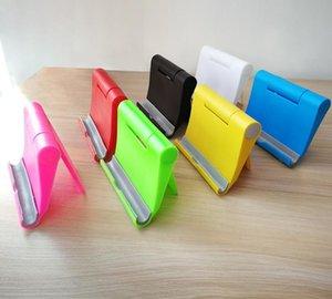 Pop Telefonsockel Universal-justierbare Winkel-Tablette-Telefon Grip beweglichen bunten Unterstützung mit Halterung Handy-Halter