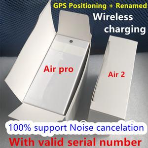 tomurcukları için R175 Hava Gen 3 AP3 Nesil 3 Gürültü iptali şeffaflık modu kulaklık Kablosuz Yeniden adlandırılmış Bluetooth Kulaklık Kulaklık Şarj