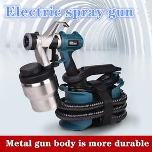 220V 800W alta pressão elétrica Spraying Gun para o automóvel pulverização metralhadora para autom / home 9Pfu #