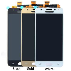 Samsung Galaxy J5 Prime G5700 G570f G570 için Cgjxsnew Testi LCD dokunmatik ekran Sayısallaştırıcı Yedek Parçaları
