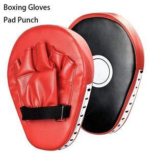 1pc Pad Punching cible Gant Gants de boxe Sanda de combat UFC combats de formation pour adultes Kick Boxing Training Thai Lutte Box Gants Mma