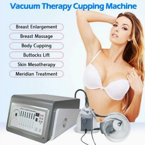 Breast Enhance Enlargement Vacuum Cupping Fingertip Body Massage Lymph Drainage Machine Relaxing Massager Salon Beauty Equipment