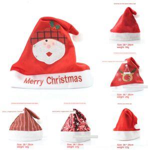 copo de nieve nblMh punto Hat Beanie Una vez más, Donald Winter America Santa Claus Gran Trump TrumpMake festiva de la celebración de Navidad sombreros IIA