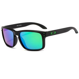 gafas de sol gafas de sol para hombre O OO9102 ciclo de los deportes de alta calidad gafas de diseño colorido de las mujeres de la lente del marco TR90 HD de lujo con la caja de la caja