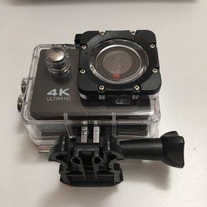 """1080P Full HD Sport Camera Impermeabile DV 4K Azione Telecamera Azione Allwinner 4K / 30FPS Sport WiFi 2.0 """"170D Casco Cam Cam subacquea impermeabile Pro"""