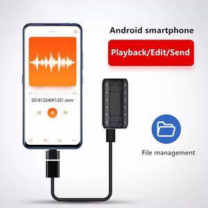 B800 Mini gravador caneta 20 Dias 500 Horas Digital Voice Recorder Multi-função Voice Activated HD Noise cartão de Apoio à Redução de 128 GB TF