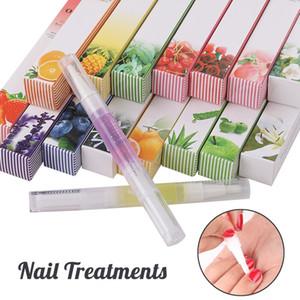 15 стилей ногтей Nutrition Oil Pen Ногти Обработка кутикулы Восстанавливающее масло Предотвратить заусенец Nail Art Инструменты для маникюра Уход за 0053