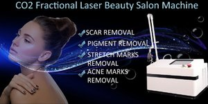 2020 new Portable CO2 Fractional Laser Stretch Marks Pigment Removal Vagina Tightening Skin Rejuvenation Skin Whitening Salon Use Machine