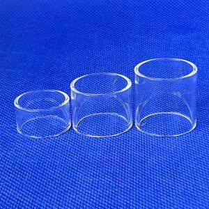 Ud goblin mini v2 v3 goliath v2 zephyrus v2 bellus rta tanque substituição tubo de vidro normal 2ml kit atomizador