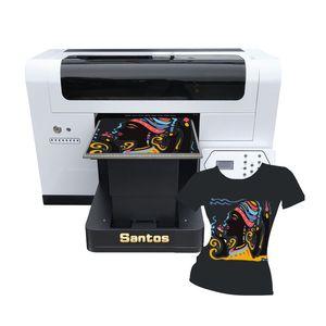 a3 размер 1440dpi прямо на принтер одежды хлопка печатной машины футболки с xp600 головкой