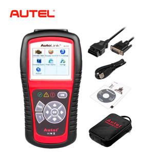 Autel Autolink AL519 Selbstdiagnosewerkzeug Scanner Auto Fehlercodeleser OBD2 CAN-Codeleser-Scanner Upgrade-Version von MS509