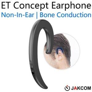 JAKCOM ET No In Ear auriculares concepto de la venta caliente en otras partes del teléfono celular como alas speackers de fibra óptica Productos más vendidos