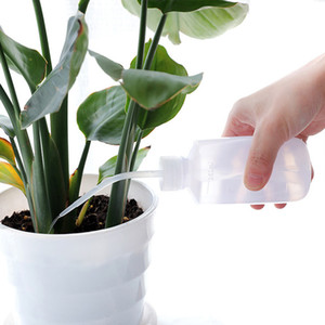 Squeeze Bottles With Long Nozzle Garden Tools 250ML Succulents Plant Flower Special Watering Bottles Water Beak Pouring Kettle TQQ BH0781