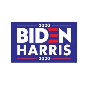 Joe Biden Harris 2020 Bayrak 2020 ABD Seçim Bayrağı Biden İçin Başkan 150 * 90cm Biden Banner Bayraklar CCA12466 60pcs Malzemeleri