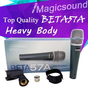 Upgrade-Version Beta 57A !! Professionelle Superniere Wired Bühne Handheld Karaoke Dynamisches Mikrofon mic Beta 57 A